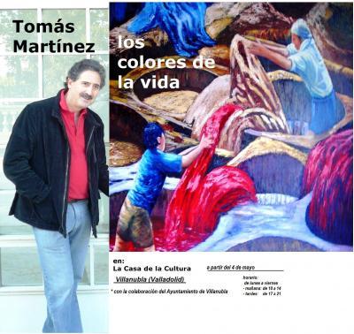 Los colores de la vida - Exposición