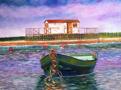 La casa de la bahía