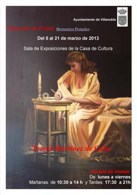 Exposición: Momentos Pintados 2